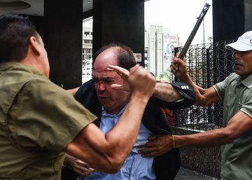 Los negociadores de Venezuela aseguran contar con el apoyo de EE UU