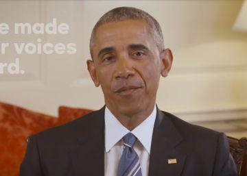 Barack Obama anuncia su apoyo a Hillary Clinton