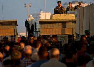 Israel bloquea los accesos a Cisjordania tras el atentado de Tel Aviv