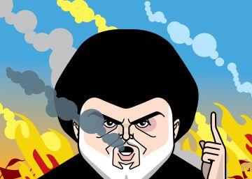 Muqtada al Sadr, el clérigo populista