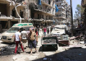 Los conflictos armados internacionalizados se han triplicado en una década