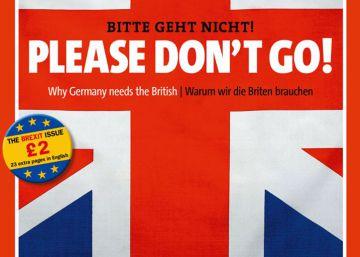 Schäuble cree que el referéndum impide avanzar en la integración europea