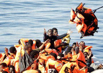 Refugiados en el infierno