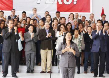 Keiko Fujimori reconoce la derrota en las reñidísimas elecciones de Perú