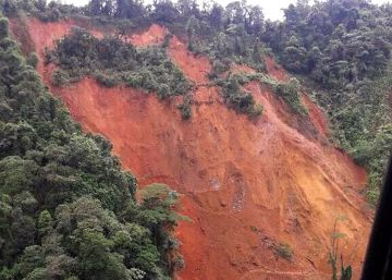 Un alud de tierra en Quibdó causa al menos seis muertos y 30 desaparecidos