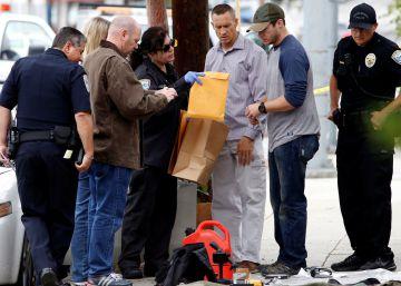 Detenido en Los Ángeles un hombre armado que se dirigía al Orgullo Gay