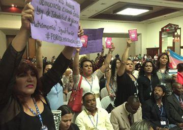 La lucha contra la intolerancia ante la comunidad LGTB también enfrenta obstáculos en Latinoamérica