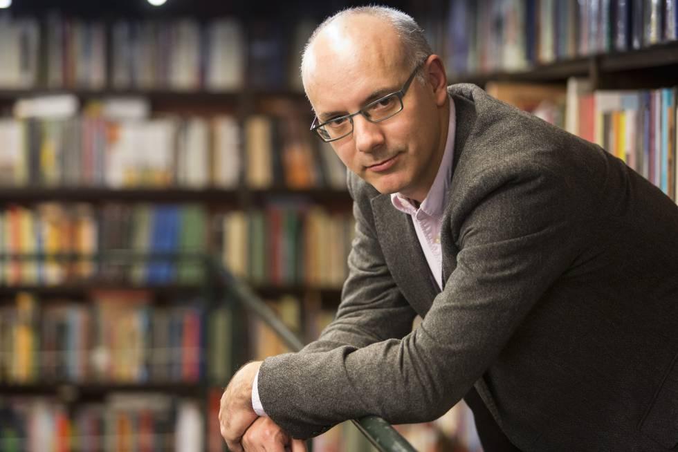 El historiador Paulo Drinot.