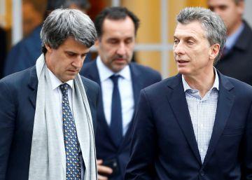 Polémica en Argentina por el dinero en el exterior de los ministros de Macri