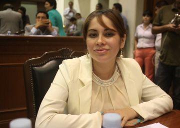 El Congreso retira el fuero a la diputada y supuesta amante de El Chapo