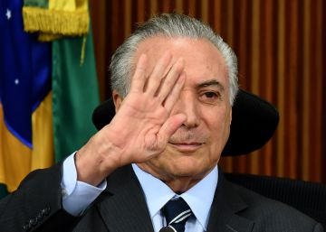 Un delator implica al presidente interino de Brasil en el 'caso Petrobras'
