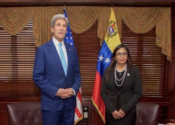 Estados Unidos abre un diálogo directo e inmediato con Venezuela