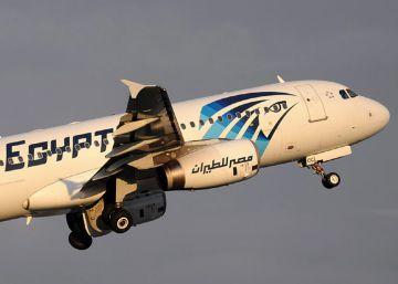 Hallada la segunda caja negra del avión de Egyptair