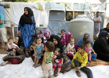 La guerra siria agrava las crisis política, social y económica del vecino Líbano