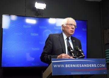 """La """"revolución política"""" de Bernie Sanders continúa"""