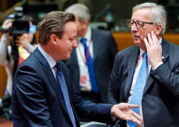 El riesgo de 'Brexit' fuerza a la UE a prepararse para un desafío inédito
