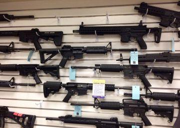 Comprar un rifle donde lo hizo el asesino de Orlando