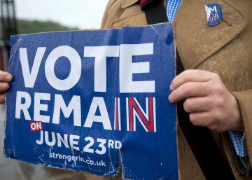 El 'Remain' cobra vigor a tres días del referéndum en Reino Unido