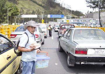 Ipiales, la despensa colombiana de Ecuador