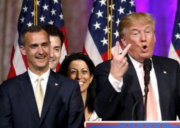 Trump intenta enderezar la campaña con su popularidad en caída libre