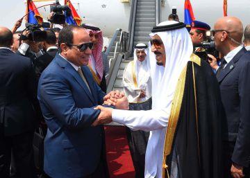 La justicia egipcia da un fuerte golpe a Al Sisi al invalidar la cesión de las islas