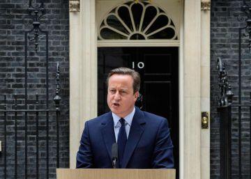"""Cameron ruega a los mayores de 45 años que voten por """"los sueños de sus hijos"""""""
