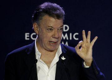 Santos confía en haber firmado la paz con las FARC para el 20 de julio