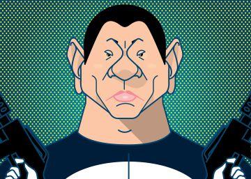 Rodrigo Duterte, el presidente que más desprecia la ley