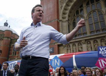 Cameron se juega su futuro político