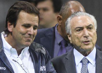 Brasil rescata a Río para garantizar la seguridad en los Juegos Olímpicos