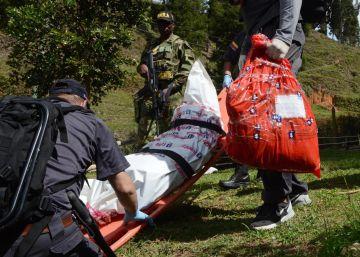 Un hombre confiesa haber matado a 25 personas en Colombia