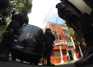 Golpe a un nido de narcomenudistas en el México 'cool'