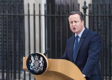 David Cameron dimitirá en octubre