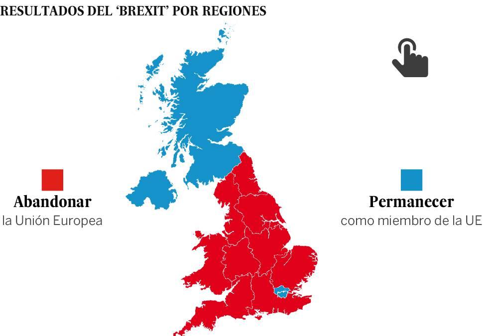 """El """"no"""" británico impulsa a los eurófobos europeos"""