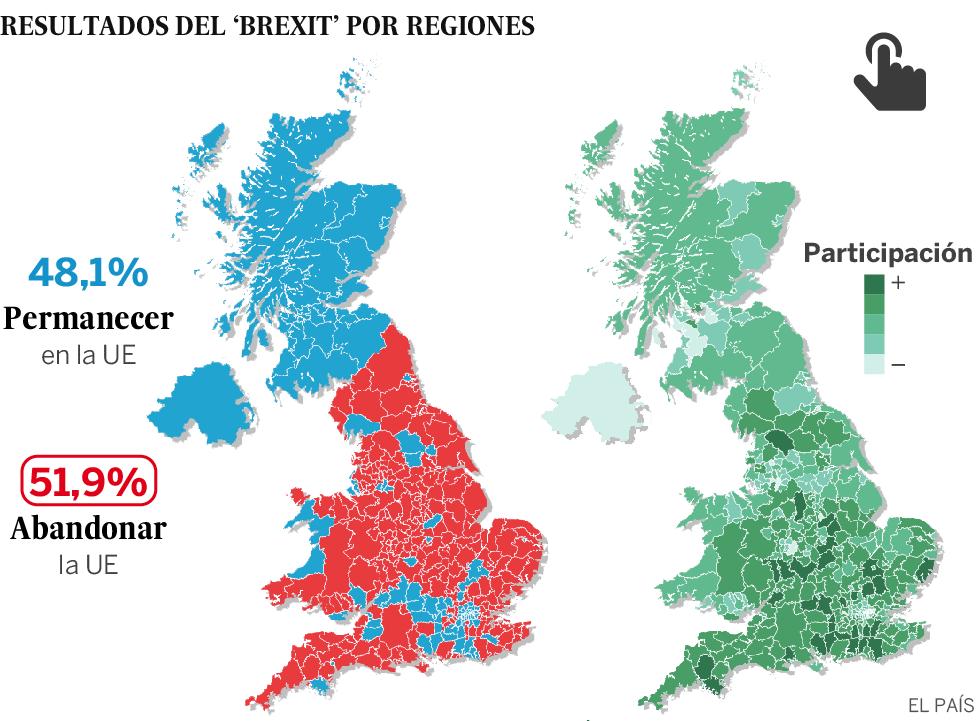 La UE quiere que Reino Unido se vaya cuanto antes