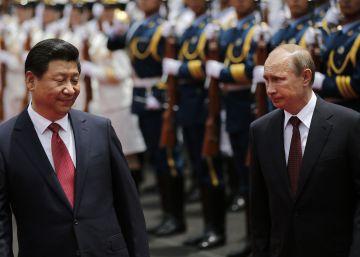 Rusia y China intentarán reforzar su colaboración, pese a la crisis económica