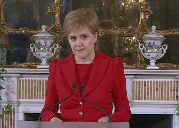 Escocia pone sobre la mesa un nuevo referéndum de independencia