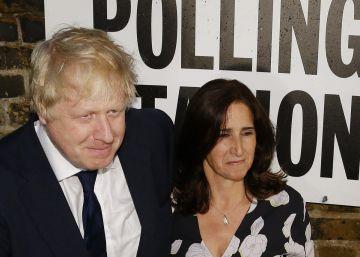 Boris Johnson: Trump con un Tesauro