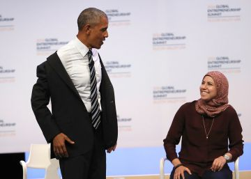 Obama y Zuckerberg impulsan a los emprendedores
