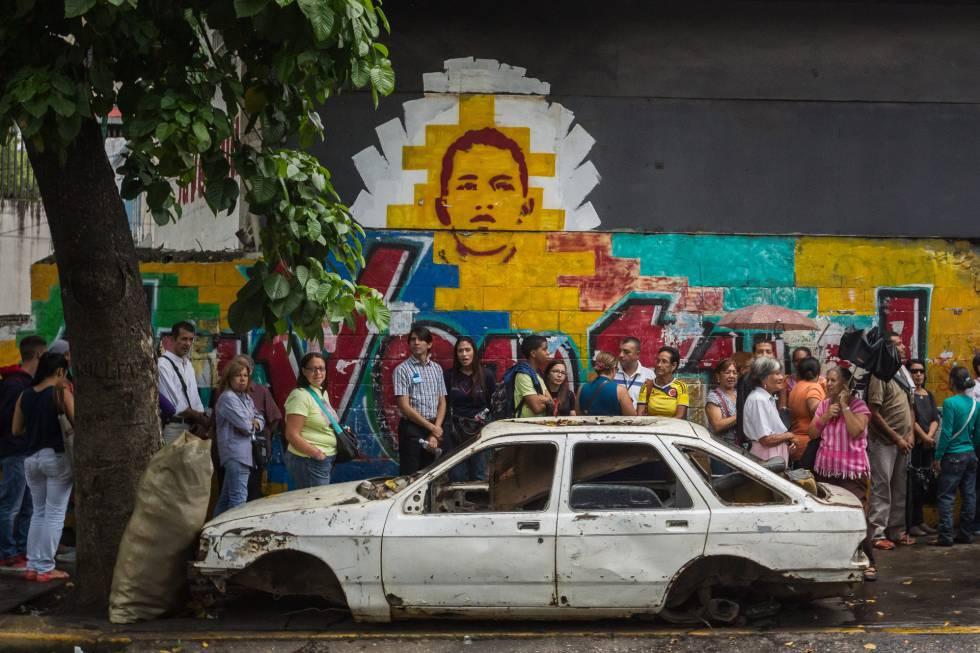 Una cruzada para activar el revocatorio contra Maduro