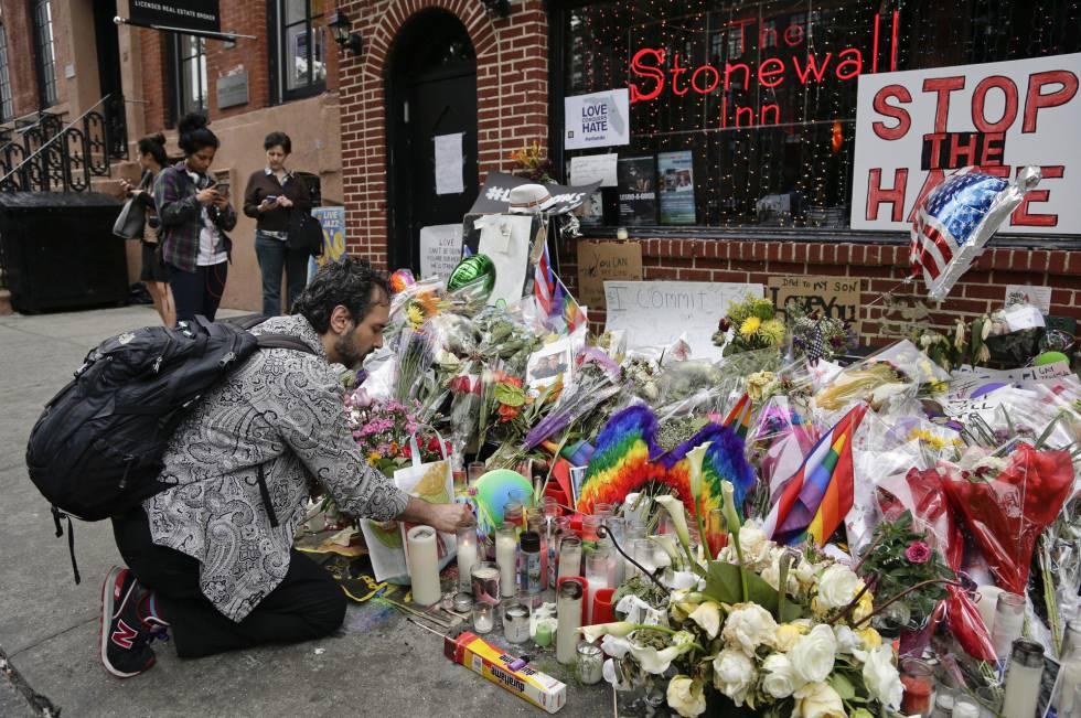 Histrica manifestacin LGTB en Washington reclam