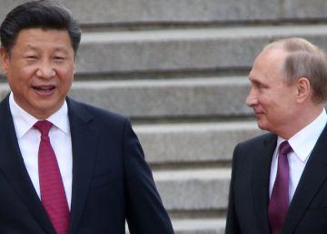 China y Rusia refuerzan su relación con la firma de una treintena de acuerdos