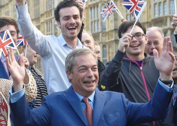 El UKIP busca su razón de ser
