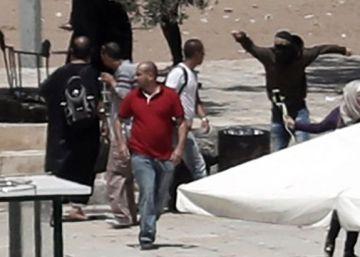 Segundo día de enfrentamientos en la Explanada de las Mezquitas