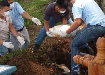 ¿Por qué ocultó el Gobierno de Veracruz el hallazgo de ocho cuerpos desmembrados?