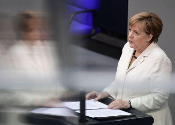 Merkel advierte a Londres de que si se va no mantendrá los privilegios
