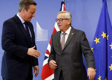 Cameron culpabiliza a Europa de la derrota en el referéndum británico