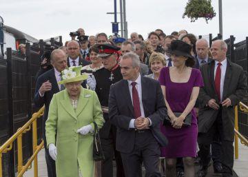 El 'Brexit' amenaza el frágil equilibrio político y (la economía) de Irlanda del Norte