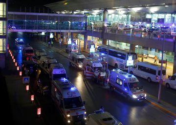 Directo | Atentado en el aeropuerto de Estambul