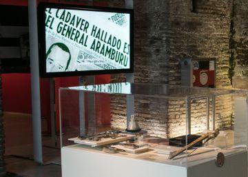 Macri desperoniza el museo de la Casa Rosada